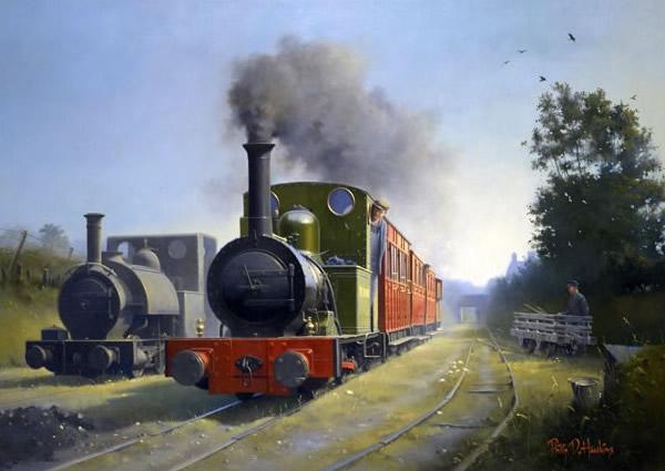 No Artist - Talyllyn Trains